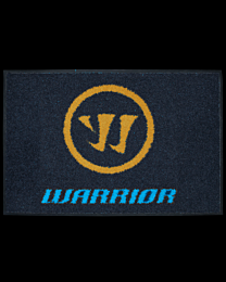 Warrior Carpet Square Black