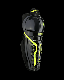 Alpha QX4 Shin Guards