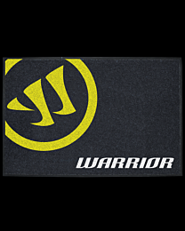 Warrior Carpet Square Black Yellow
